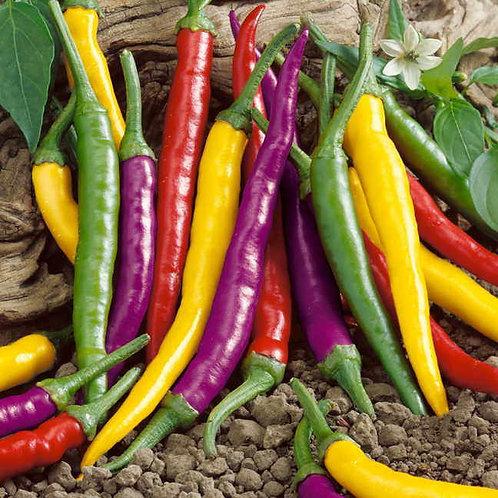 Cayenne Blend Organic Pepper
