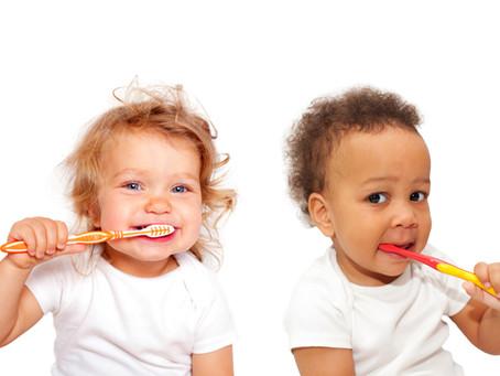 Tooth Brushing 101