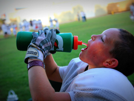 How Do Sports Drinks Affect Athletes' Teeth?