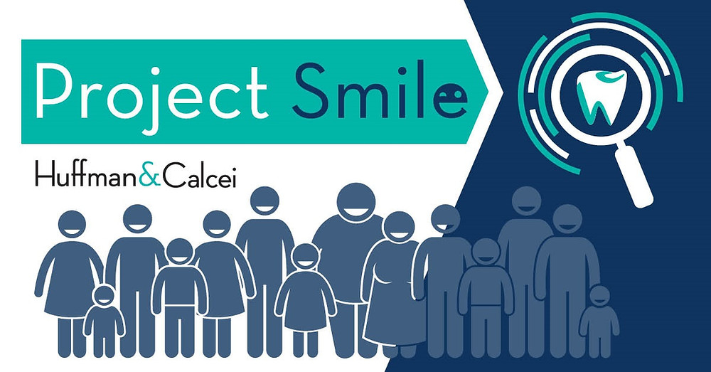 We are excited to give back to the community by changing someone's smile for FREE! We are looking for powerful stories. Email your inspiring story to huffmancalcei@gmail.com. Please share this to help us change someone's life.
