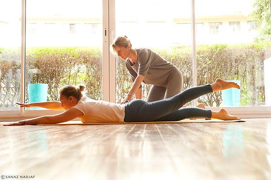 Atelier Yoga  yogatherapie accompagnement