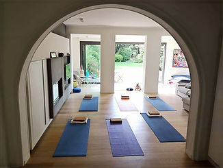 Atelier Yoga home studio uccle