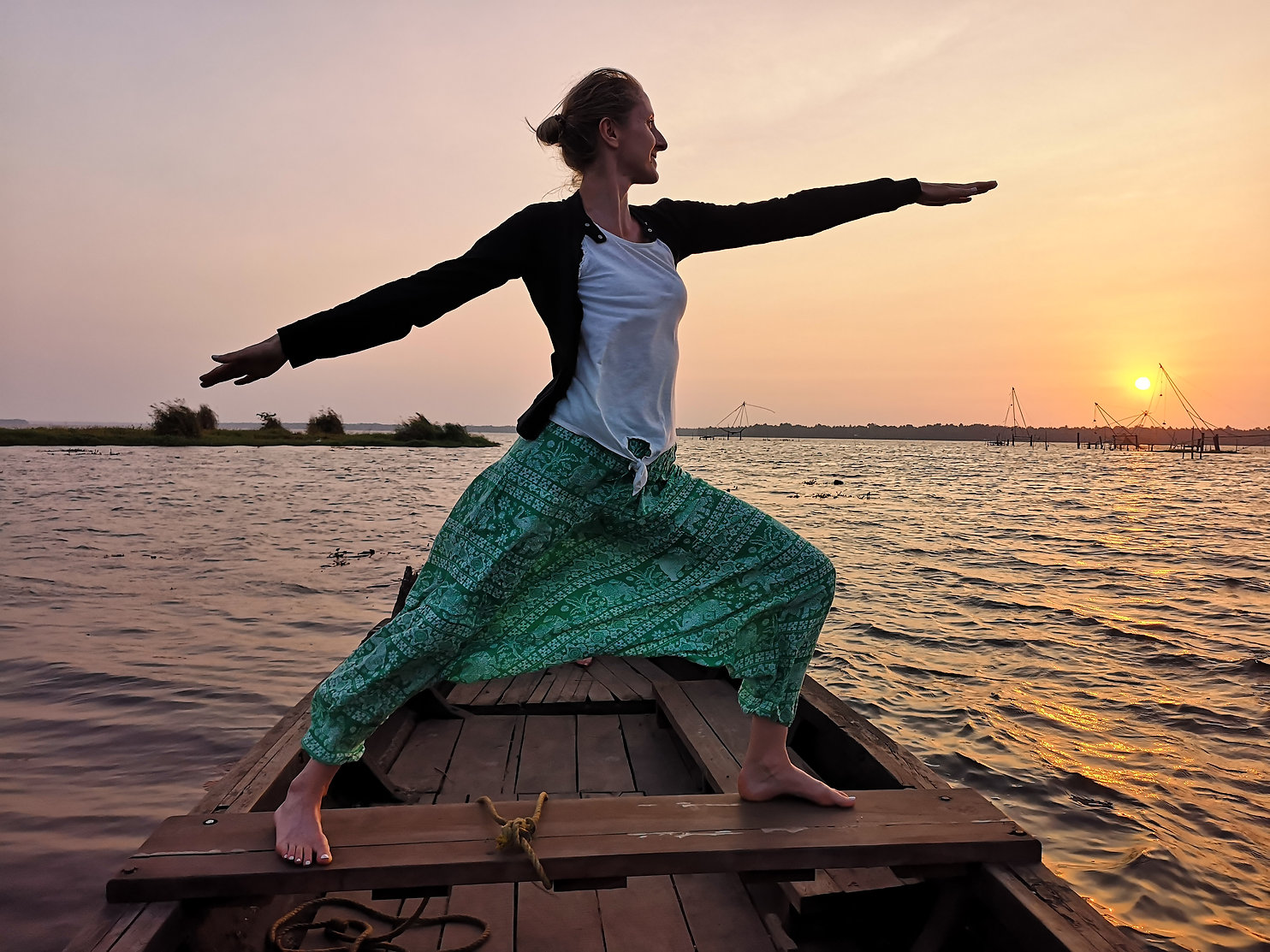 Atelier Yoga Delphine Pingault BIO Inde