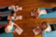 Cours enfants  Mandala Atelier Yoga Saint Cloud 92