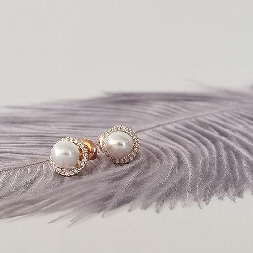Σκουλαρίκια πέρλα