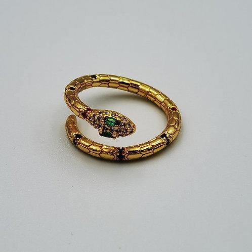 Δακτυλίδι στριφτό φίδι
