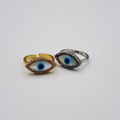 Δακτυλίδι μάτι ζιργκόν