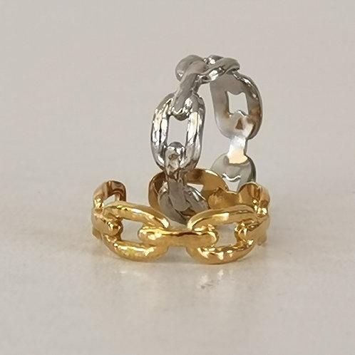 Δακτυλίδι ατσάλι αλυσίδα