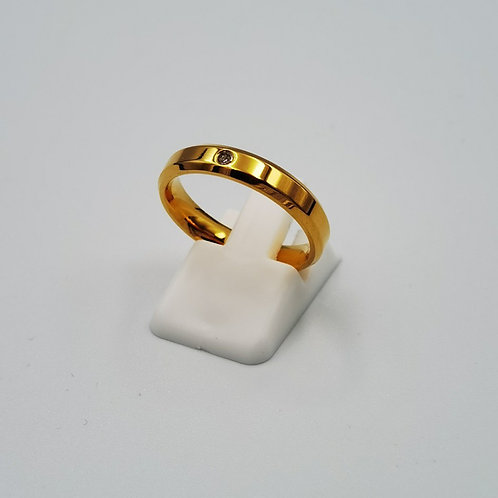Δακτυλίδι βέρα ζιργκόν