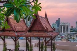 Sala Thai Sun Deck