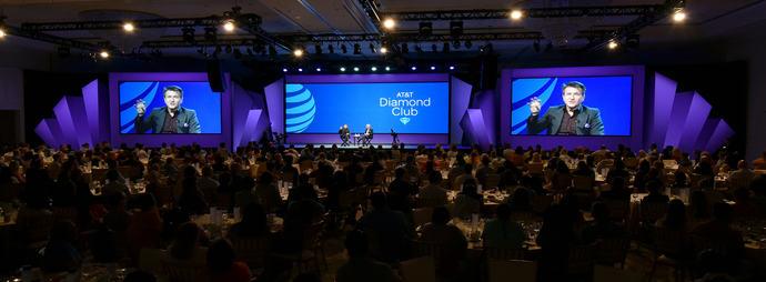 AT&T DIAMOND CLUB