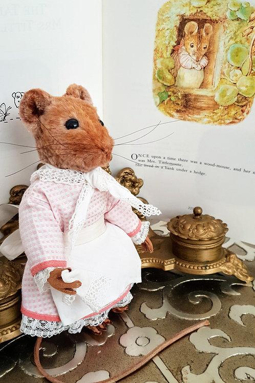 Mrs Tittlemouse (TeddyGruBear interpretation)