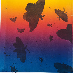 Monotype Moth Series 11