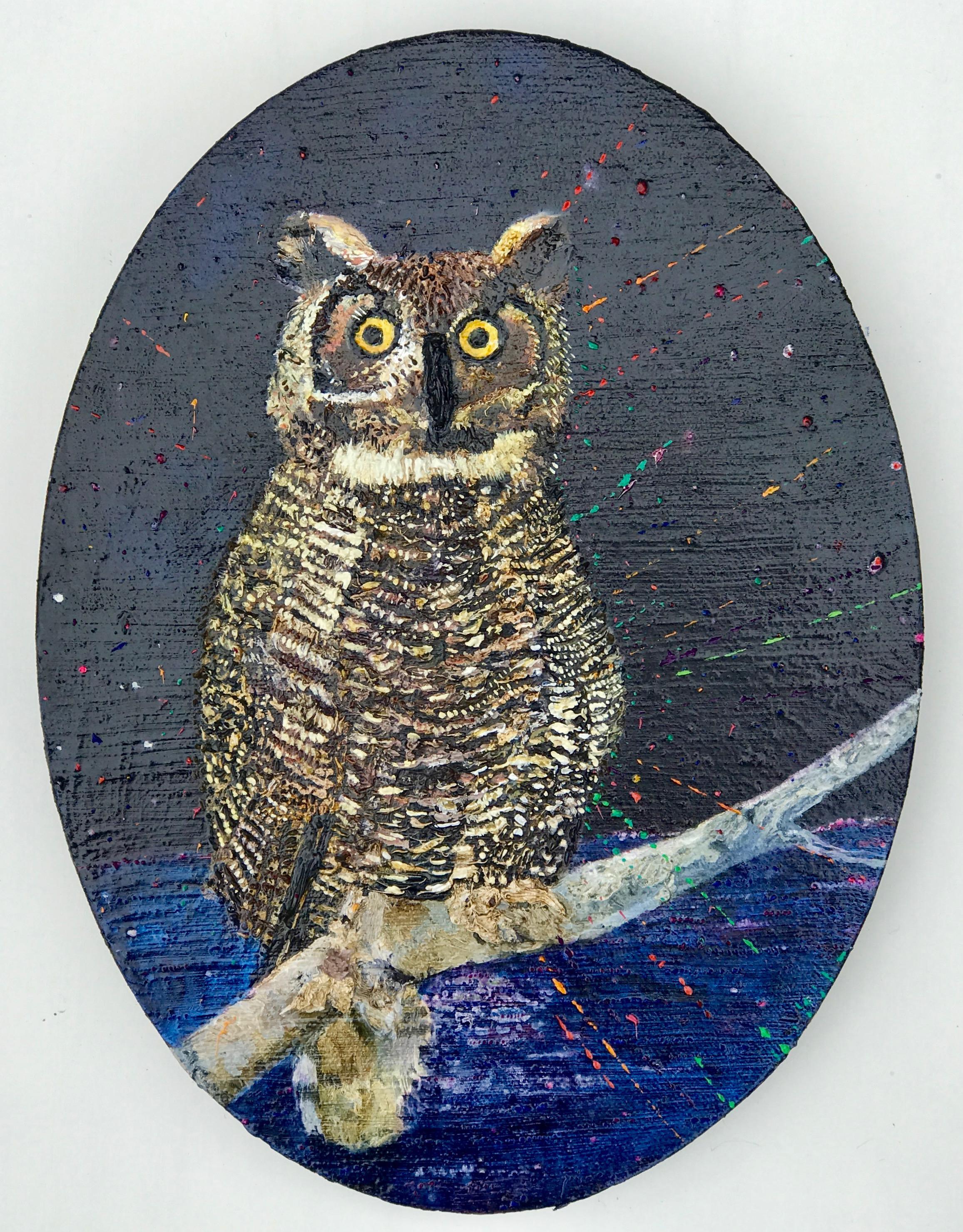 Ella's Owl Totem