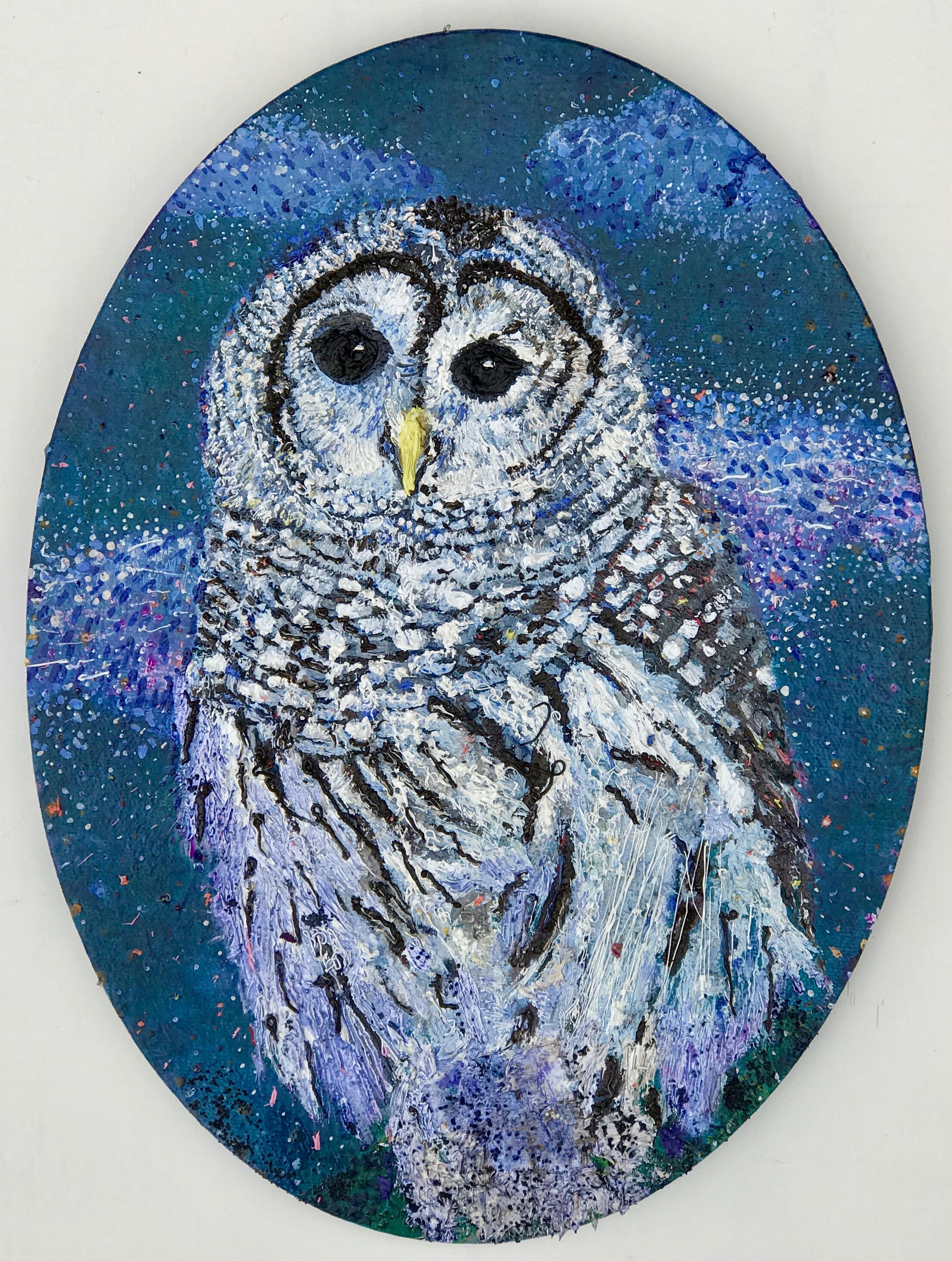 Owl Totem IV