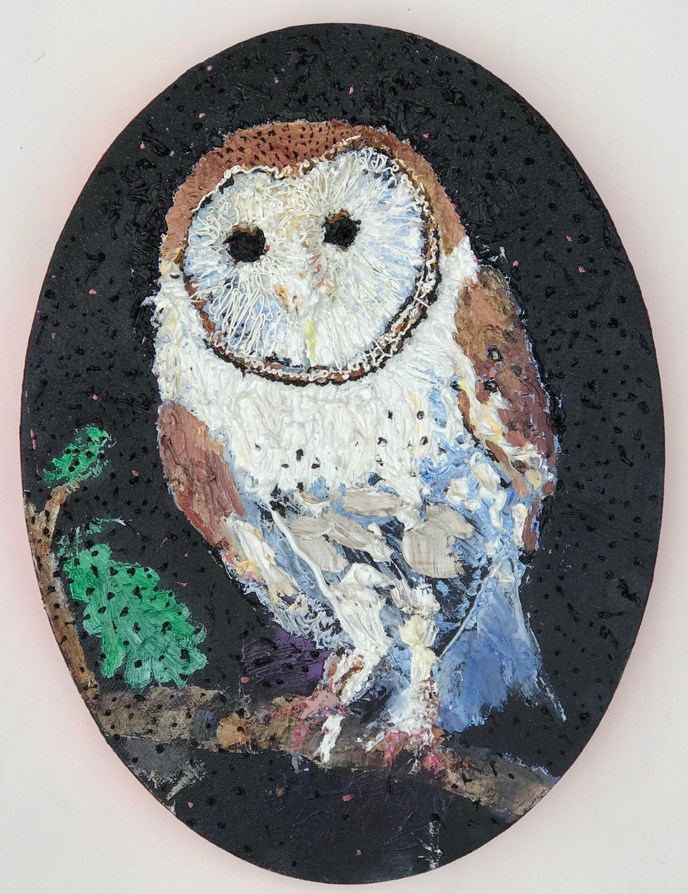 Owl Totem II