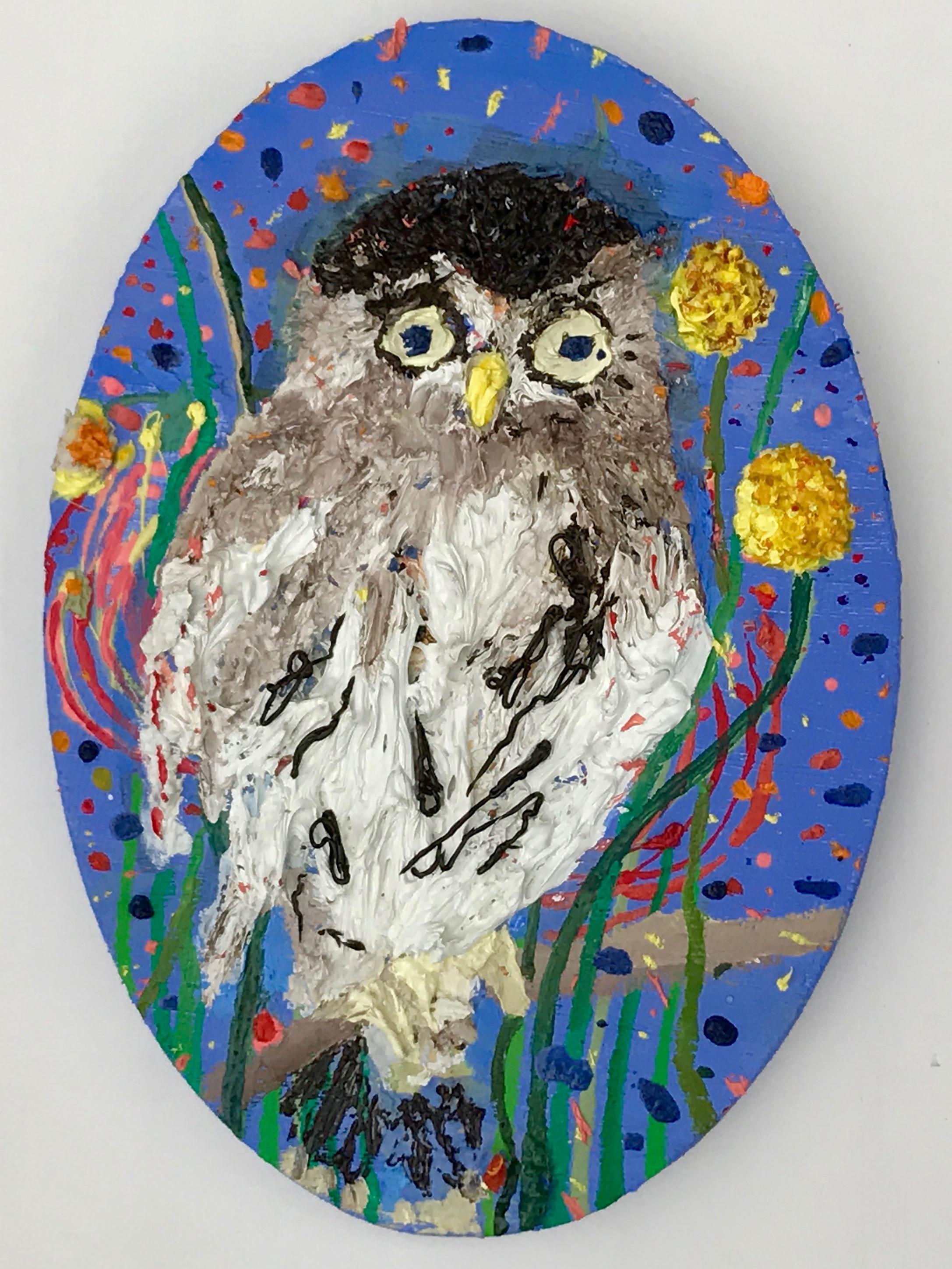 Sadie's Owl Totem