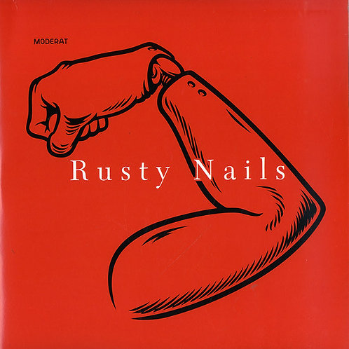 "Moderat – Rusty Nails 12"""