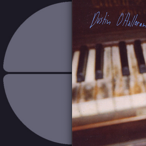 Dustin O'Halloran Combo 1x Thesis 004 1x Piano Solos Vol 1 LP