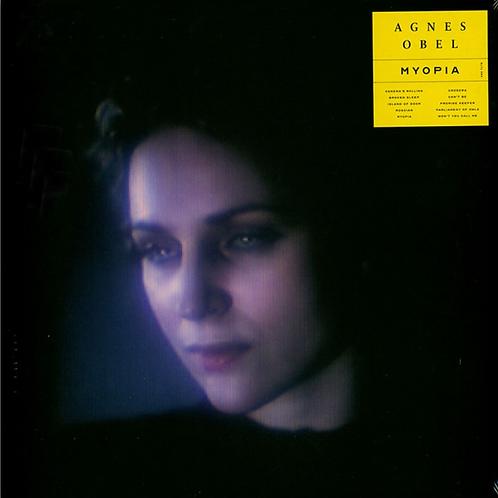 Agnes Obel - Myopia (Blue LP)