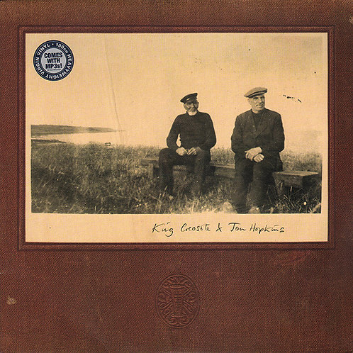King Creosote & Jon Hopkins ‎– Diamond Mine LP