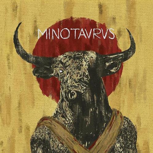Mansur - Minotaurus [INDIE EXCLUSIVE RED VINYL]