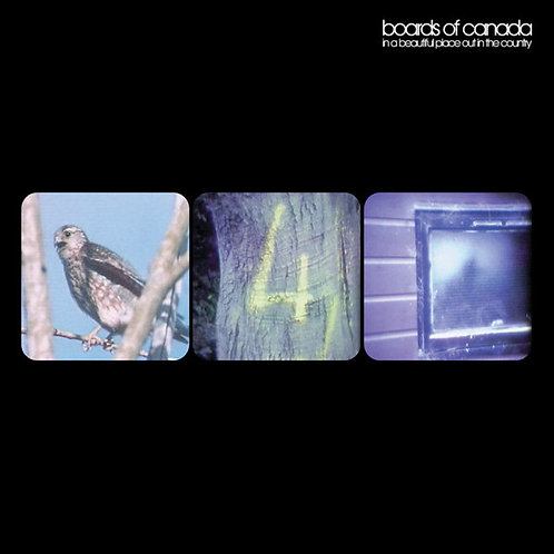 Boards Of Canada – In A Beautiful Place Out In The Country LP