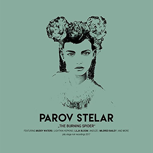 Parov Stelar – The Burning Spider 2xlp