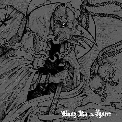 """Bong-Ra vs. Igorrr – Tombs / Pallbearers 7"""""""