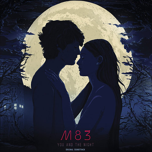 M83 - You & The Night LP + CD