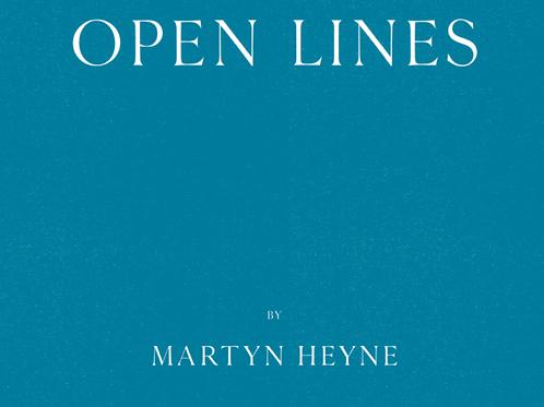 Martyn Heyne -Open Lines LP