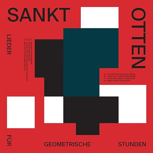 Sankt Otten – Lieder Für Geometrische Stunden LP
