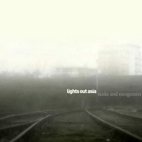 Lights Out Asia ‎– Tanks And Recognizers CD