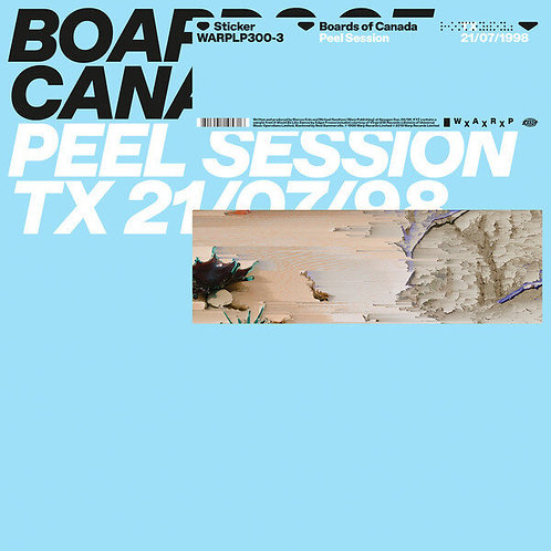 Boards Of Canada ‎– Peel Session TX 21/07/98 LP