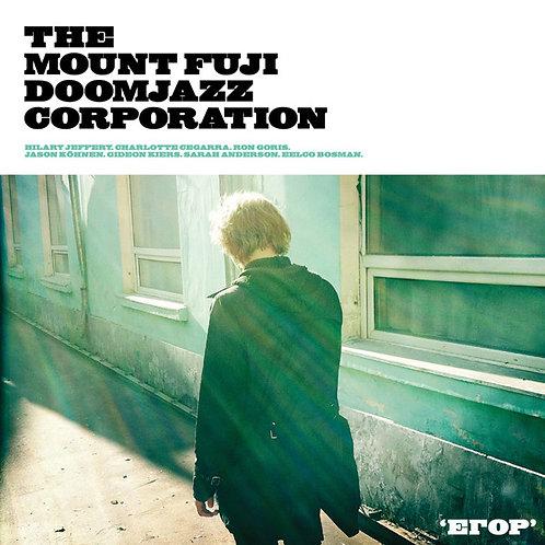 The Mount Fuji Doomjazz Corporation - Egor turquoise2xLP