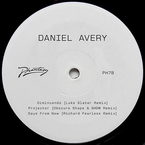 Daniel Avery ‎– Song For Alpha Remixes: Two LP