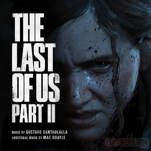 Gustavo Santaolalla, Mac Quayle – The Last Of Us Part II 2xlp