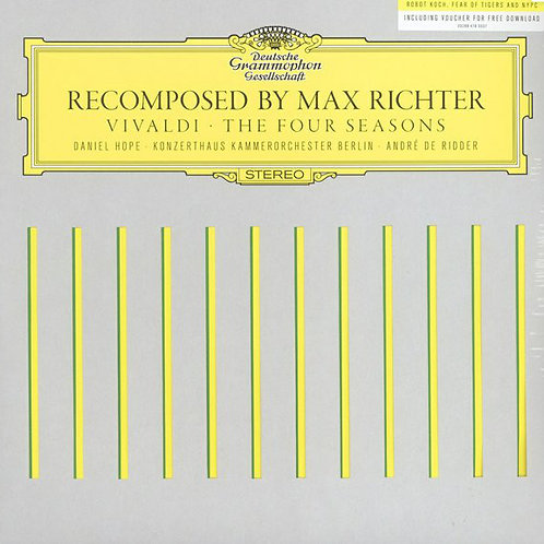 Vivaldi - The Four Seasons, Recomposed By Max Richter