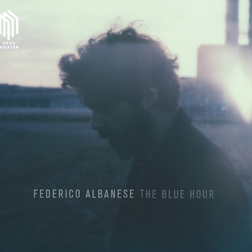 Federico Albanese - The Blue Hour LP