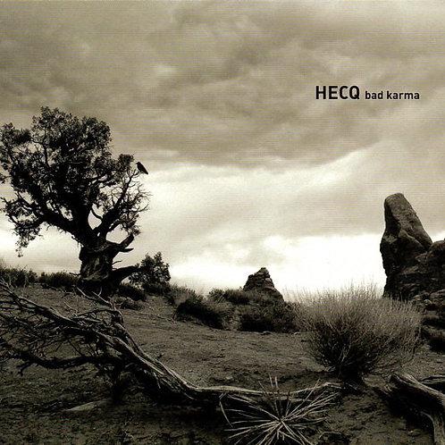 Hecq - Bad Karma CD