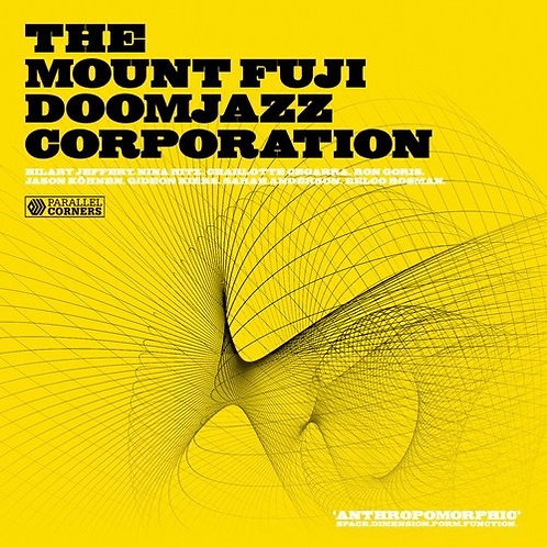 The Mount Fuji doomjazz corporation - Anthropomorphic 2xlp (indie exclusive yel)