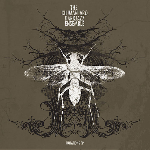 The Kilimanjaro Darkjazz Ensemble – Mutations EP (Green Vinyl)