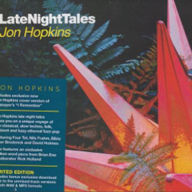 Jon Hopkins – LateNightTales LP