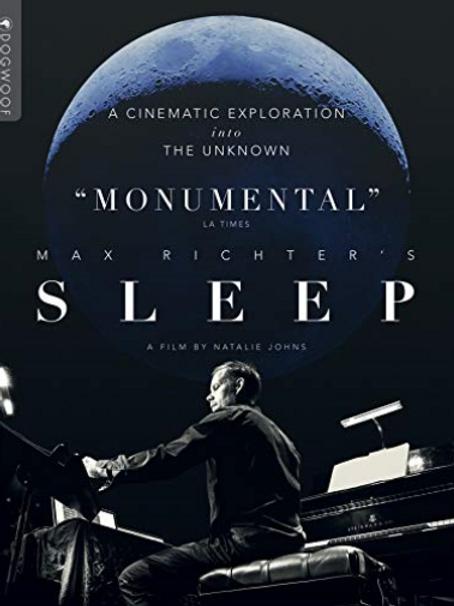 MAX RICHTER'S SLEEP | Film (Blu Ray)