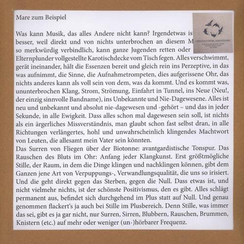 Christian Loffler - Mare Reworks LP