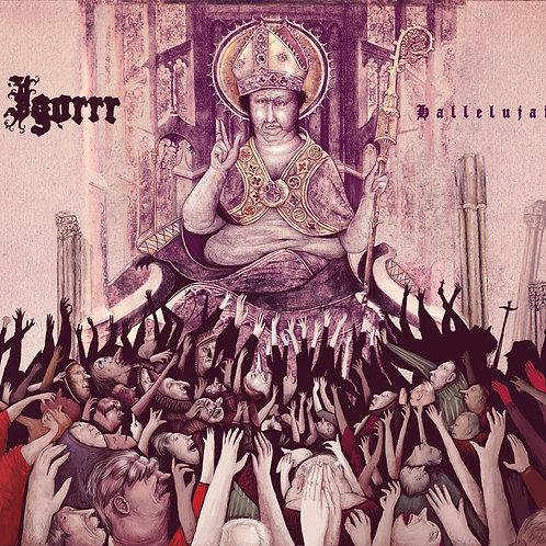 Igorrr - Hallelujah 2xLP Flesh Pink