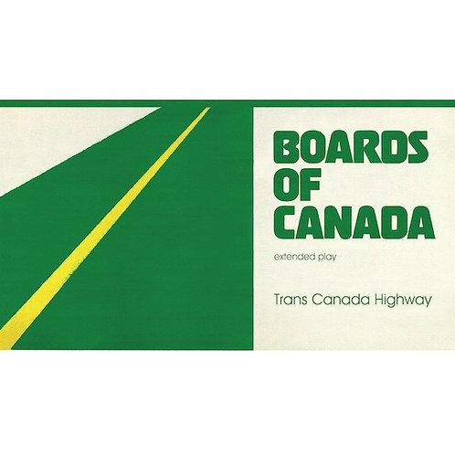 Boards Of Canada – Trans Canada Highway LP
