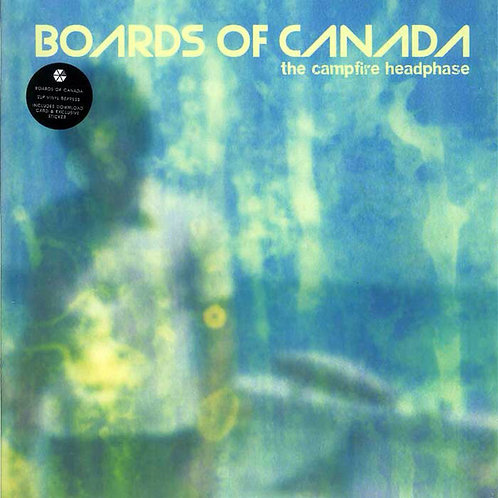 Boards Of Canada – The Campfire Headphase LP