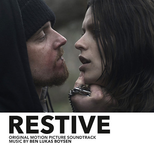 Ben Lukas Boysen - Restive OST CD