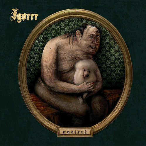 Igorrr - Nostril 2xLP